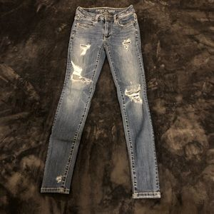 Size 2 High-rise Jeggings from American Eagle